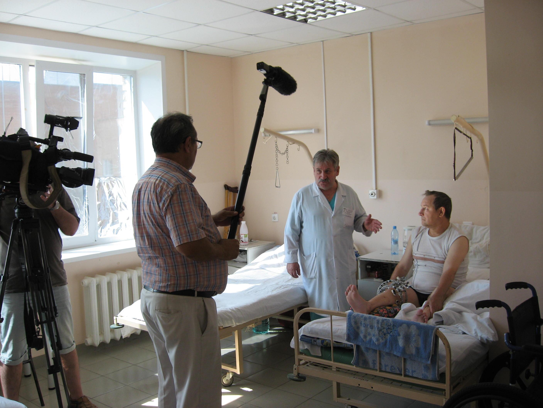 Главный врач в областной больнице в орехово-зуево