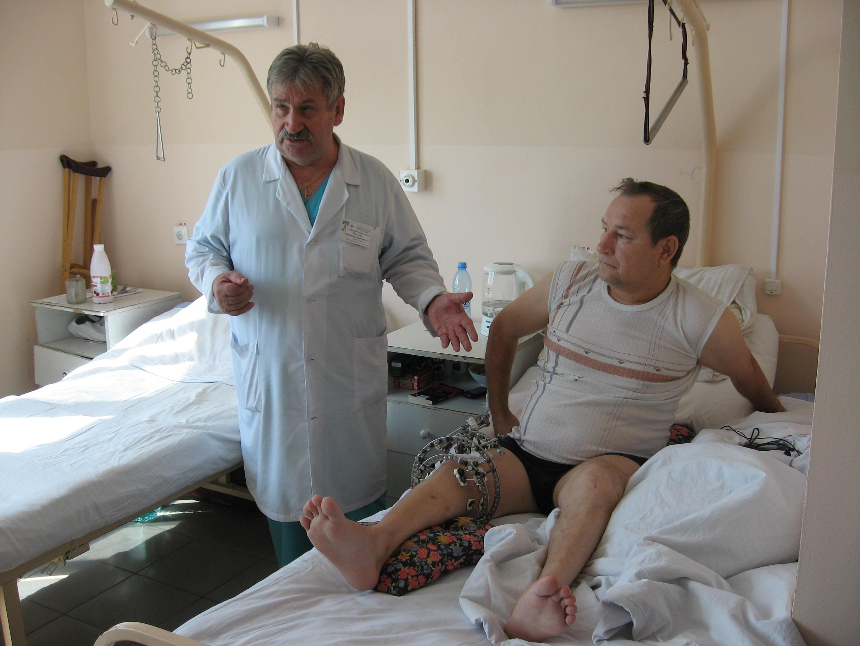 Сосудистая хирургия в тульской областной больнице